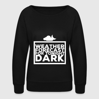 Weather - Women's Crewneck Sweatshirt