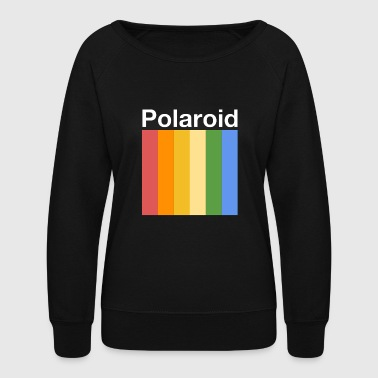 polaroid - Women's Crewneck Sweatshirt