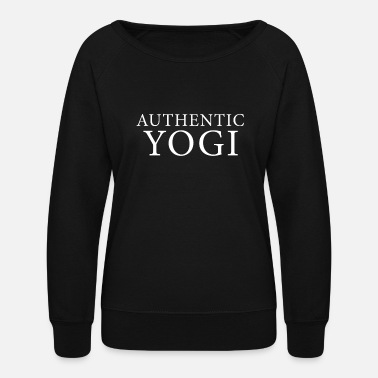 Yogi AUTHENTIC YOGI - Women's Crewneck Sweatshirt