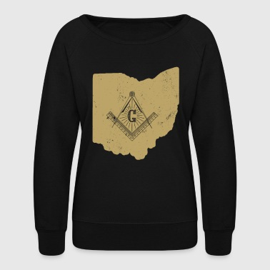 Freemasons Ohio Freemason Shirt Masonic Ritual Shirt Freemason Gifts - Women's Crewneck Sweatshirt