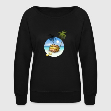 Treasure Treasure - Women's Crewneck Sweatshirt