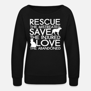 14acb577f97 RESCUE SAVE LOVE DOG AND CAT Women s Premium T-Shirt