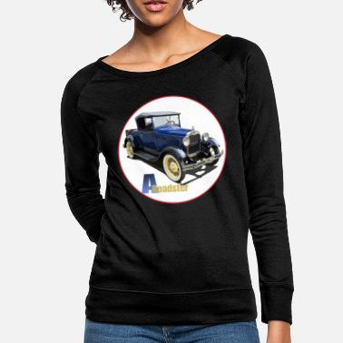Model A Roadster - Women's Crewneck Sweatshirt