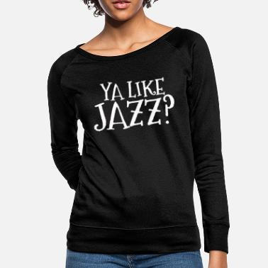 Jazz Music - Women's Crewneck Sweatshirt
