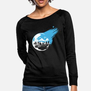 Fantasy Final Fantasy 7 Inspired - Women's Crewneck Sweatshirt