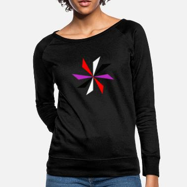 Summer Colors summer colors - Women's Crewneck Sweatshirt