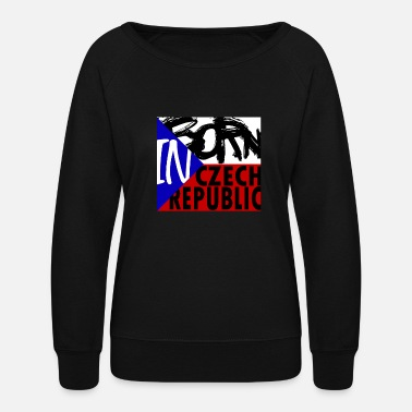 Czech Republic Czech Republic - Women's Crewneck Sweatshirt