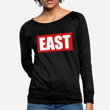 East East - Women's Crewneck Sweatshirt