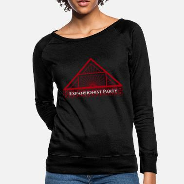 Expansionist Party - New Caelus - Women's Crewneck Sweatshirt