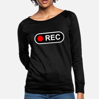 "Ramseys Retro Apparel ""Ramseys VHS"" - Women's Crewneck Sweatshirt"