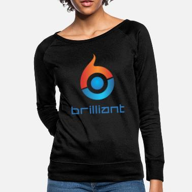 Brilliant Brilliant - Women's Crewneck Sweatshirt
