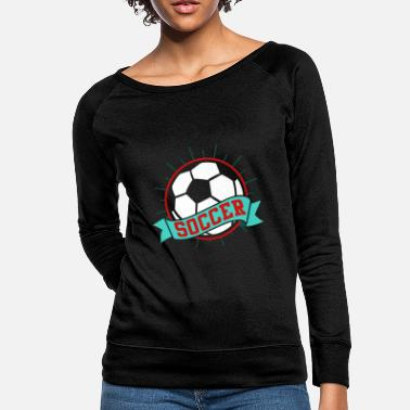 Soccer Ball Soccer ball - Women's Crewneck Sweatshirt