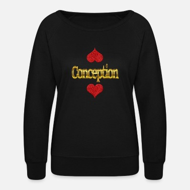 Concept Conception - Women's Crewneck Sweatshirt