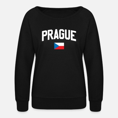 Prague Prague shirt - Women's Crewneck Sweatshirt