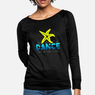 Present Starfish Dance birthday gift present children - Women's Crewneck Sweatshirt