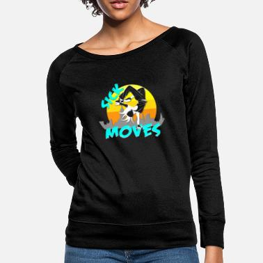 Break Dance Air Freeze - Women's Crewneck Sweatshirt