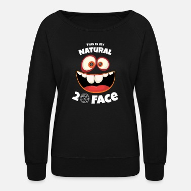 Video Game RPG Natural 20 Gaming Gift idea for Gamers, Nerds and Geeks - Women's Crewneck Sweatshirt