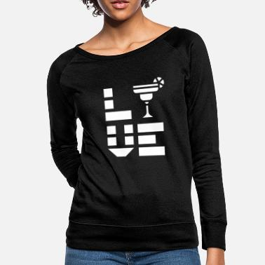 Coctails Drinking Coctails - Women's Crewneck Sweatshirt