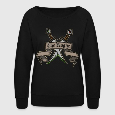 The Rogue - Women's Crewneck Sweatshirt