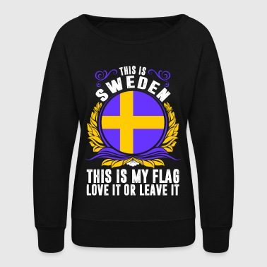 This Is Sweden - Women's Crewneck Sweatshirt