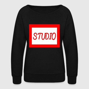 STUDIO - Women's Crewneck Sweatshirt