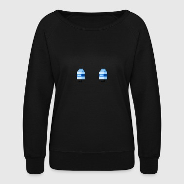 Milky way - Women's Crewneck Sweatshirt