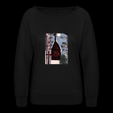 Russian Shrine - Women's Crewneck Sweatshirt
