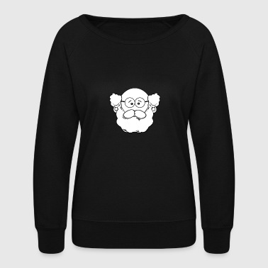 MODEL - Women's Crewneck Sweatshirt