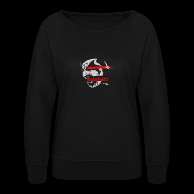 Thrashing Matt - Women's Crewneck Sweatshirt