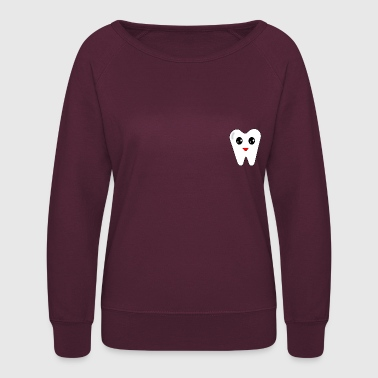 Tooth Tooth - Women's Crewneck Sweatshirt