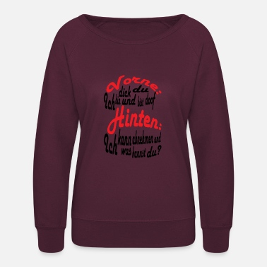 Thick thick - Women's Crewneck Sweatshirt