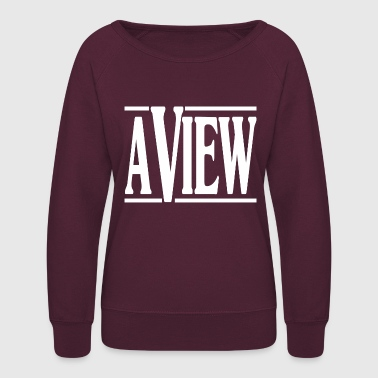 A View - Women's Crewneck Sweatshirt