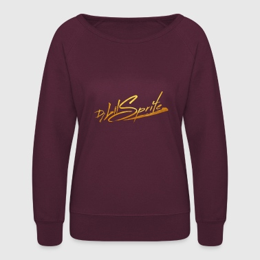 Logo Gold Transparent - Women's Crewneck Sweatshirt