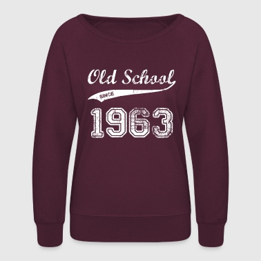 1963 1963 - Women's Crewneck Sweatshirt