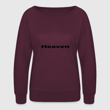 heaven - Women's Crewneck Sweatshirt