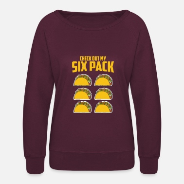 Six Pack Six pack - Women's Crewneck Sweatshirt