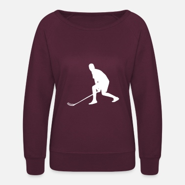 Floor Ball Floor Ball - Women's Crewneck Sweatshirt