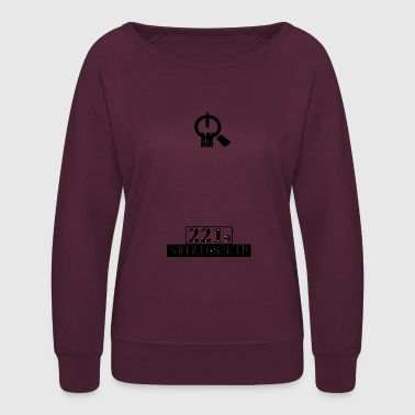 sherlocked - Women's Crewneck Sweatshirt