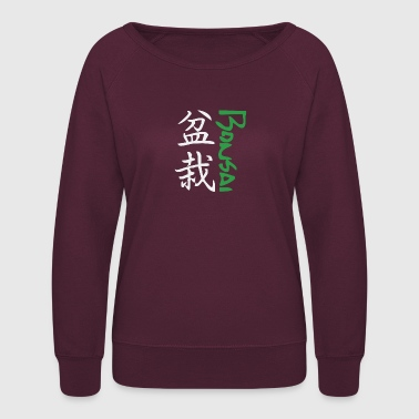 Bonsai - Women's Crewneck Sweatshirt