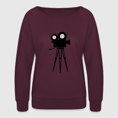 Camera Camera - Women's Crewneck Sweatshirt