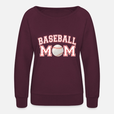 Baseball Mom Baseball mom, Softball Mom, Baseball mom gifts - Women's Crewneck Sweatshirt