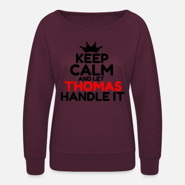 Thomas THOMAS - Women's Crewneck Sweatshirt