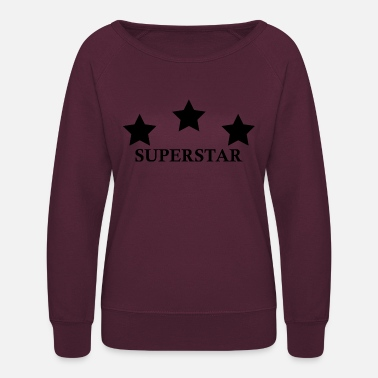 Superstar SUPERSTAR - Women's Crewneck Sweatshirt
