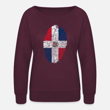 Dominican Republic dominican republic - Women's Crewneck Sweatshirt