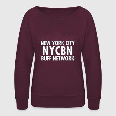 NYC BUFF Network - Women's Crewneck Sweatshirt