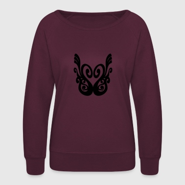 ORNAMENT 7 - Women's Crewneck Sweatshirt