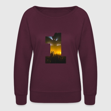No.1 Concert - Women's Crewneck Sweatshirt