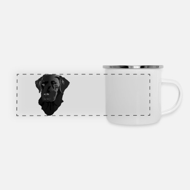 Retriever Retriever - Panoramic Enamel Mug