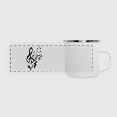 Notes - Panoramic Camper Mug