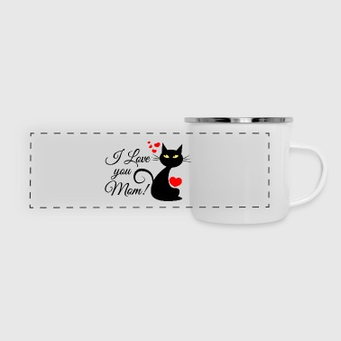 I Love you Mom - Panoramic Camper Mug